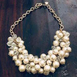💻CYBER SALE - LAST DAY💻 J Crew Pearl Necklace